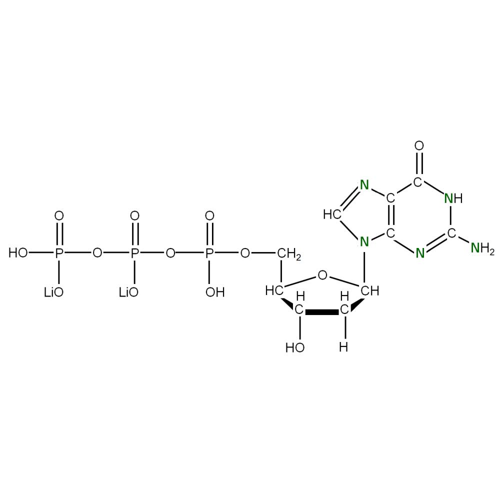 15N-labeled dGTP