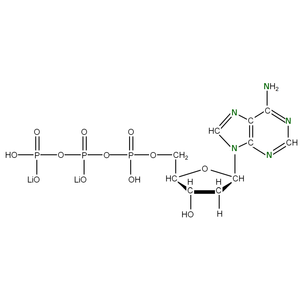 15N-labeled dATP