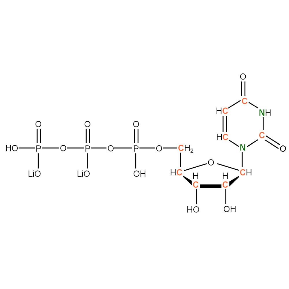 13C15N-labeled rUTP