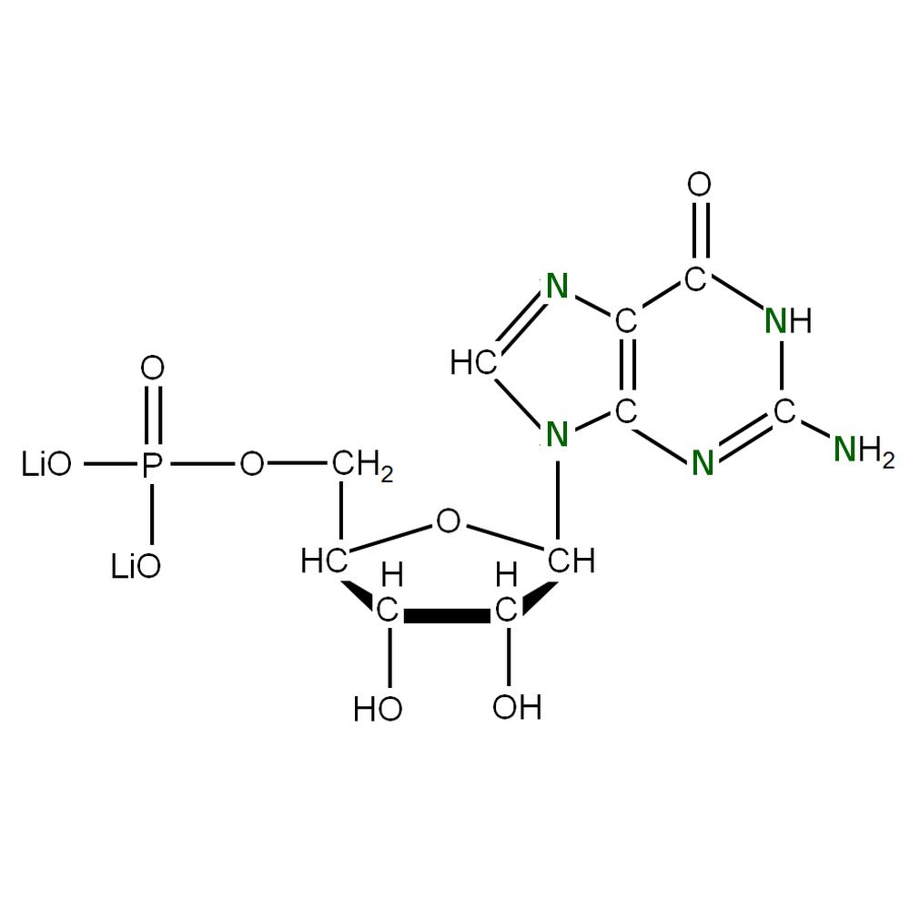 15N-labeled rGMP