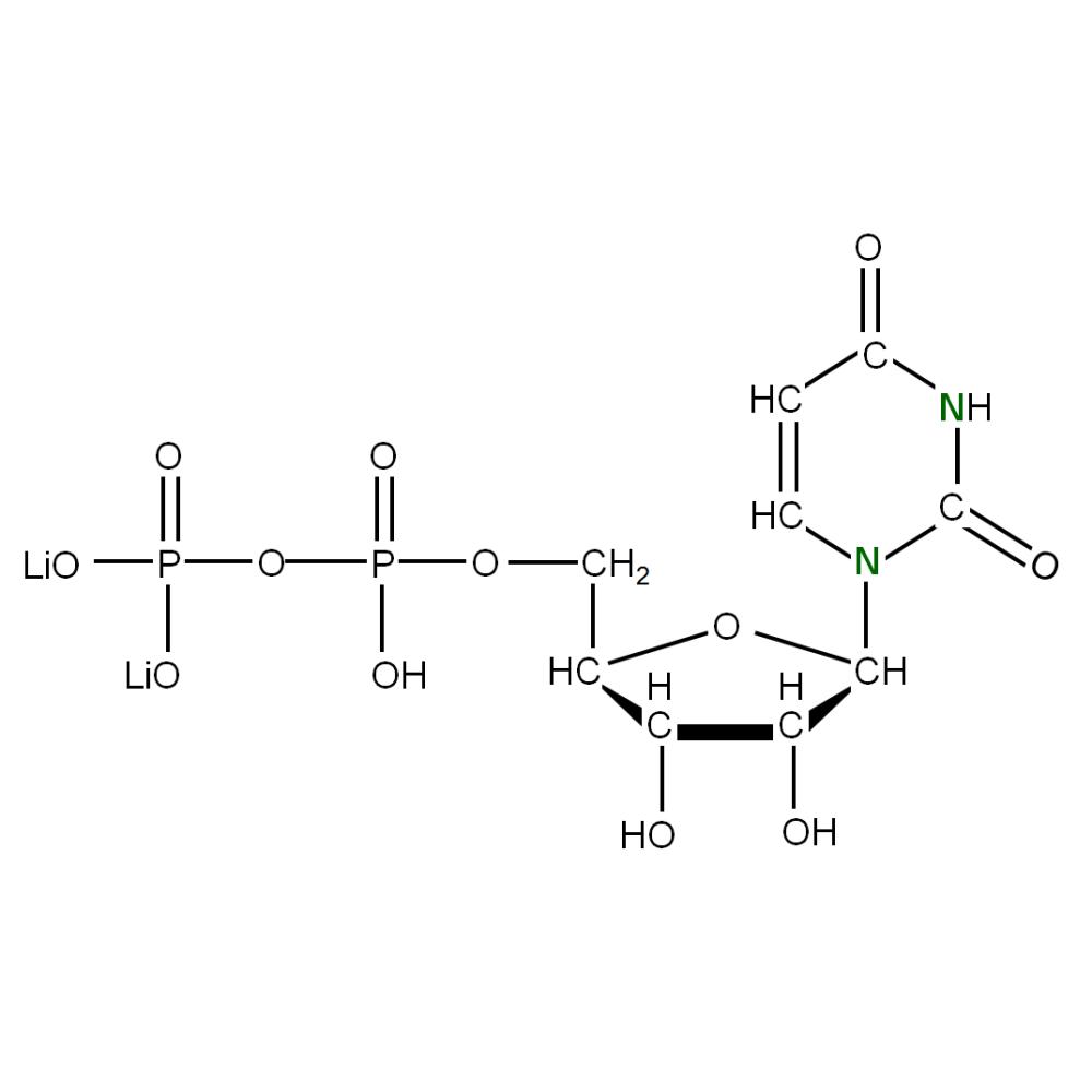 15N-labeled rUDP