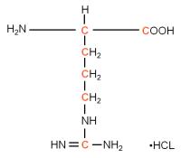 13C-labeled L-Arginine HCL