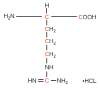 13C-labeled L-Arginine HCl