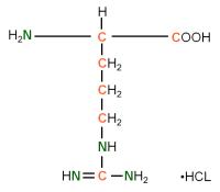 13C15N-labeled L-Arginine  HCL