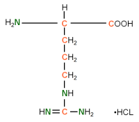 13C15N-labeled L-Arginine  HCl